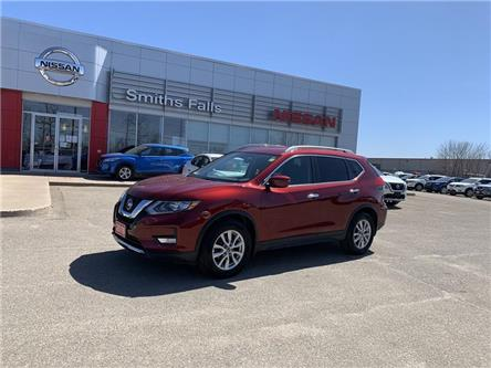 2018 Nissan Rogue SV (Stk: P2145) in Smiths Falls - Image 1 of 16