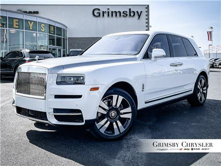 2020 Rolls-Royce Cullinan | BESPOKE AUDIO | SATIN BONNET | (Stk: U5102) in Grimsby - Image 1 of 31