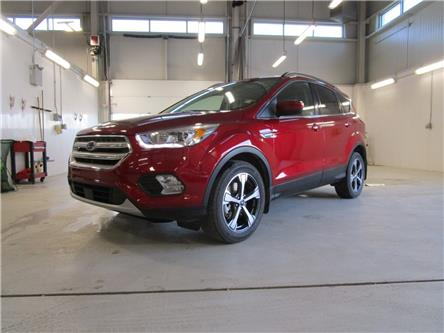 2018 Ford Escape SEL (Stk: 2190911) in Moose Jaw - Image 1 of 23