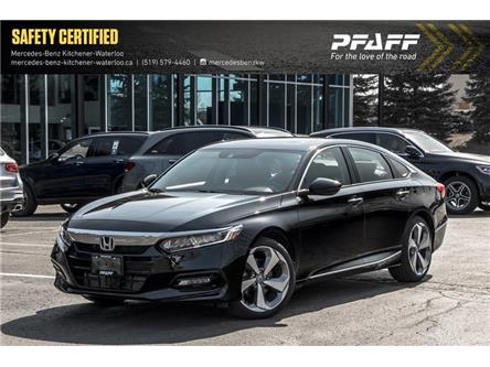 2018 Honda Accord Touring (Stk: 40123A) in Kitchener - Image 1 of 21