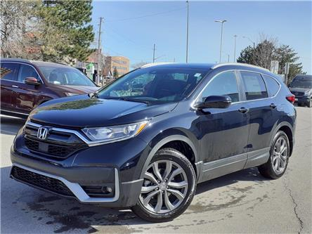 2021 Honda CR-V Sport (Stk: 21-0060) in Ottawa - Image 1 of 25