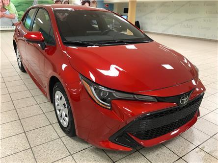 2021 Toyota Corolla Hatchback Base (Stk: 210819) in Calgary - Image 1 of 18