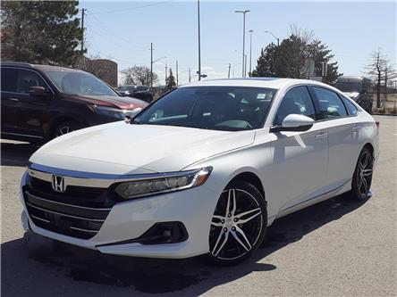 2021 Honda Accord Touring 2.0T (Stk: 21-0049) in Ottawa - Image 1 of 26