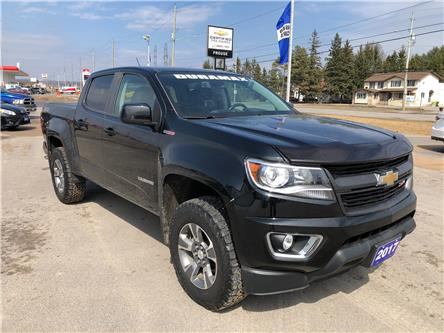 2017 Chevrolet Colorado Z71 (Stk: 11582) in Sault Ste. Marie - Image 1 of 12