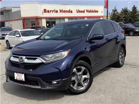 2018 Honda CR-V EX-L (Stk: U18566) in Barrie - Image 1 of 30