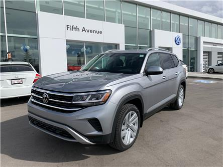 2021 Volkswagen Atlas 3.6 FSI Highline (Stk: 21031) in Calgary - Image 1 of 19