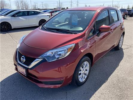 2018 Nissan Versa Note 1.6 SV (Stk: LW393145A) in Bowmanville - Image 1 of 12