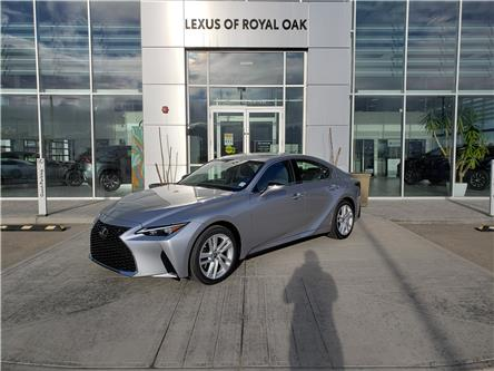 2021 Lexus IS 300 Base (Stk: L21307) in Calgary - Image 1 of 16