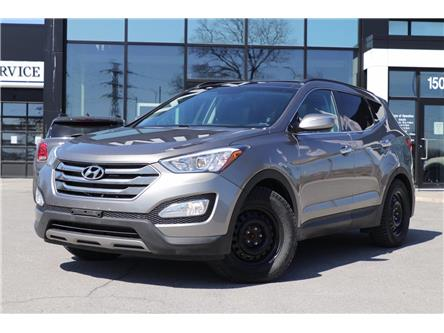 2016 Hyundai Santa Fe Sport 2.4 Luxury (Stk: 4062A) in Ottawa - Image 1 of 23