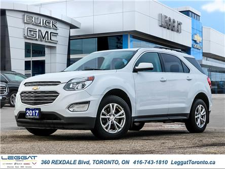 2017 Chevrolet Equinox LT (Stk: 191467A) in Etobicoke - Image 1 of 27