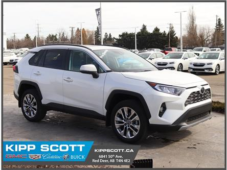 2019 Toyota RAV4 Limited (Stk: 27171U) in Red Deer - Image 1 of 33