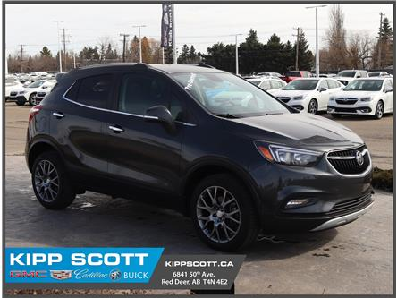 2017 Buick Encore Sport Touring (Stk: P11324) in Red Deer - Image 1 of 36