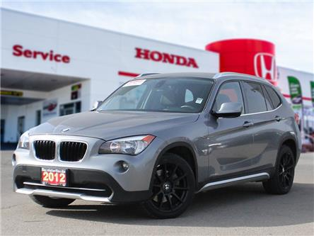 2012 BMW X1 xDrive28i (Stk: 21-067A) in Vernon - Image 1 of 18