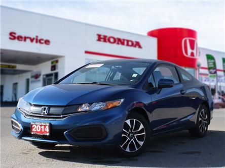 2014 Honda Civic EX (Stk: P21-043) in Vernon - Image 1 of 17