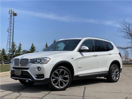 2017 BMW X3 xDrive28i (Stk: P1788) in Barrie - Image 1 of 13