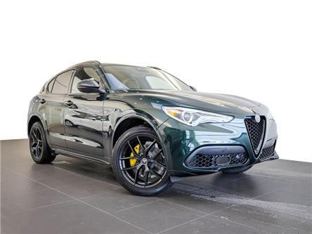 2021 Alfa Romeo Stelvio ti (Stk: 1127) in Ottawa - Image 1 of 22