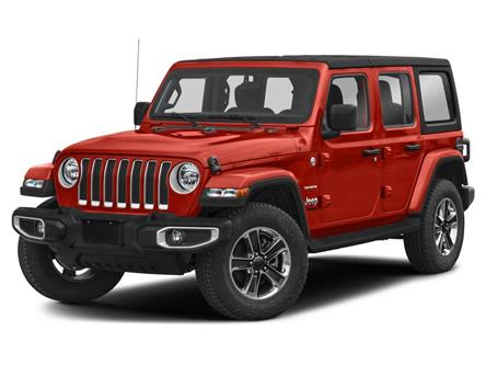 2019 Jeep Wrangler Unlimited Sahara (Stk: V7682) in Saskatoon - Image 1 of 9