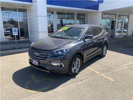 2018 Hyundai Santa Fe Sport 2.4 Base (Stk: P32381) in Smiths Falls - Image 1 of 8