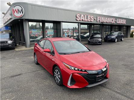 2020 Toyota Prius Prime Upgrade (Stk: 20-130987) in Abbotsford - Image 1 of 18