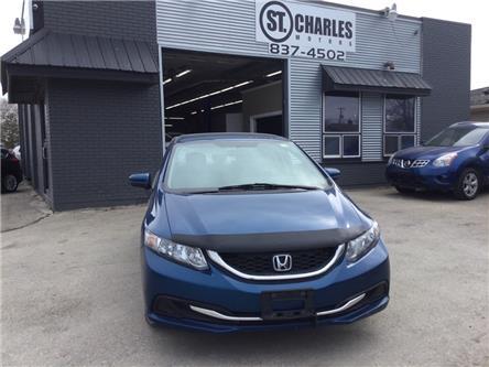 2015 Honda Civic LX (Stk: ) in Winnipeg - Image 1 of 19