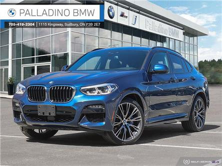 2021 BMW X4 xDrive30i (Stk: 0285) in Sudbury - Image 1 of 31
