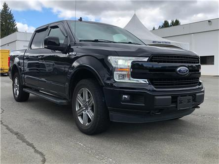2018 Ford F-150 Lariat (Stk: P5015) in Vancouver - Image 1 of 15