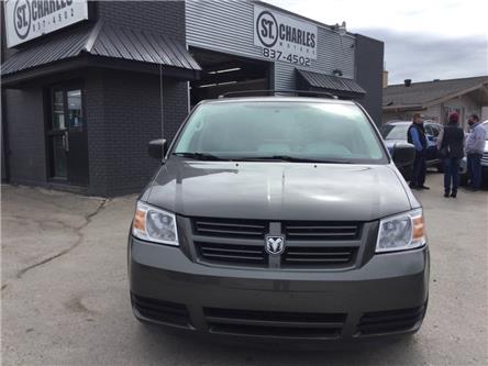 2010 Dodge Grand Caravan SE (Stk: ) in Winnipeg - Image 1 of 17