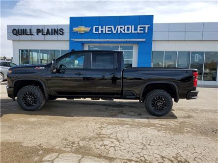 2021 Chevrolet Silverado 2500HD LTZ (Stk: 21T088) in Wadena - Image 1 of 9
