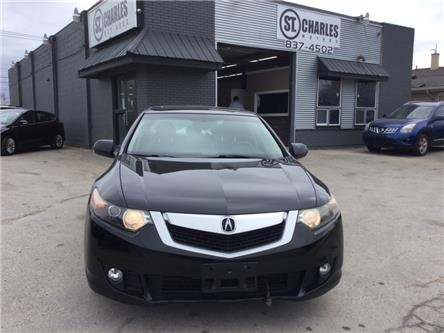 2009 Acura TSX Technology Package (Stk: -) in Winnipeg - Image 1 of 17