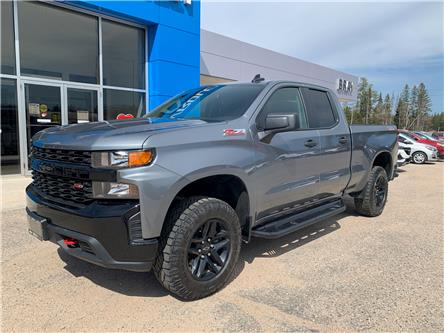 2019 Chevrolet Silverado 1500 Silverado Custom Trail Boss (Stk: ) in Sundridge - Image 1 of 11