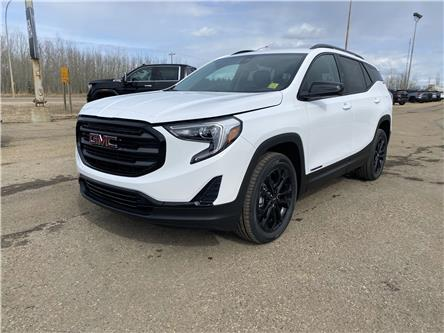 2021 GMC Terrain SLE (Stk: T2172) in Athabasca - Image 1 of 24