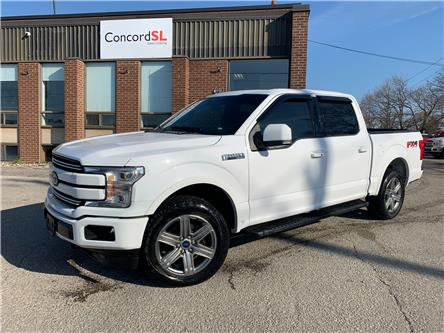 2019 Ford F-150 Lariat (Stk: C5789) in Concord - Image 1 of 5