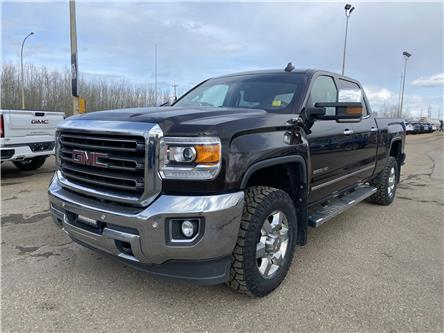 2018 GMC Sierra 2500HD SLT (Stk: T2174A) in Athabasca - Image 1 of 24
