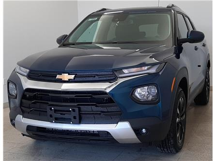 2021 Chevrolet TrailBlazer LT (Stk: 12099) in Sudbury - Image 1 of 12