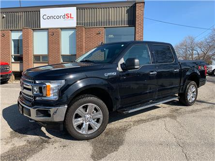 2018 Ford F-150 XLT (Stk: C5805) in Concord - Image 1 of 5