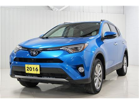 2016 Toyota RAV4 Limited (Stk: P6340) in Sault Ste. Marie - Image 1 of 16