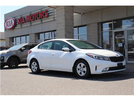 2017 Kia Forte LX+ (Stk: 23910) in Cobourg - Image 1 of 23