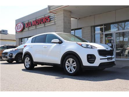2017 Kia Sportage LX (Stk: 03686A) in Cobourg - Image 1 of 22