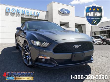 2015 Ford Mustang EcoBoost Premium (Stk: PLDV275A) in Ottawa - Image 1 of 25