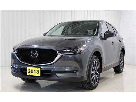 2018 Mazda CX-5 GT (Stk: M21031A) in Sault Ste. Marie - Image 1 of 17
