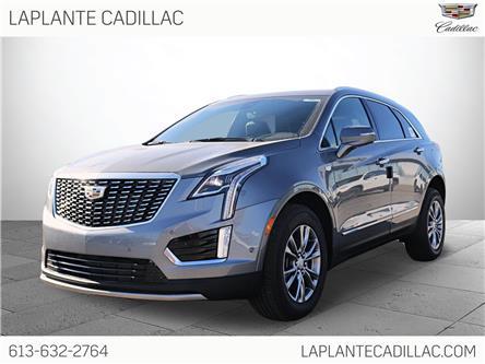 2021 Cadillac XT5 Premium Luxury (Stk: 3862) in Hawkesbury - Image 1 of 18