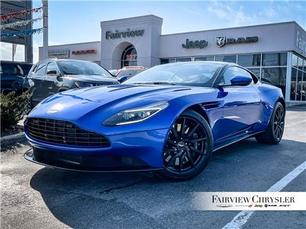 2018 Aston Martin DB11 V12 (Stk: U18476) in Burlington - Image 1 of 22