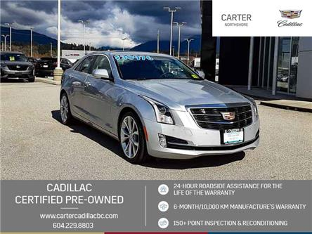 2017 Cadillac ATS 3.6L Premium Luxury (Stk: 975270) in North Vancouver - Image 1 of 21