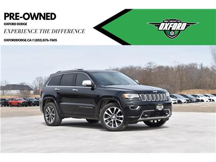 2018 Jeep Grand Cherokee Overland (Stk: 21126A) in London - Image 1 of 27