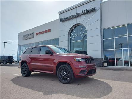 2021 Jeep Grand Cherokee Limited (Stk: AM065) in Olds - Image 1 of 30