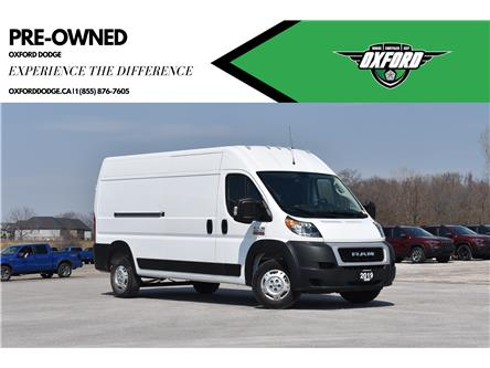 2019 RAM ProMaster 2500 High Roof (Stk: U9630) in London - Image 1 of 21