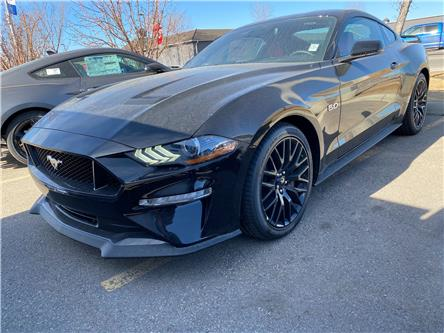 2021 Ford Mustang GT Premium (Stk: M-486) in Calgary - Image 1 of 5