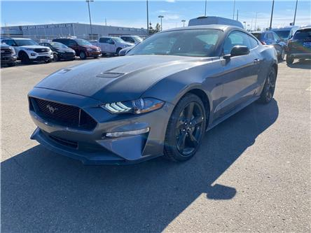 2021 Ford Mustang EcoBoost Premium (Stk: M-484) in Calgary - Image 1 of 5