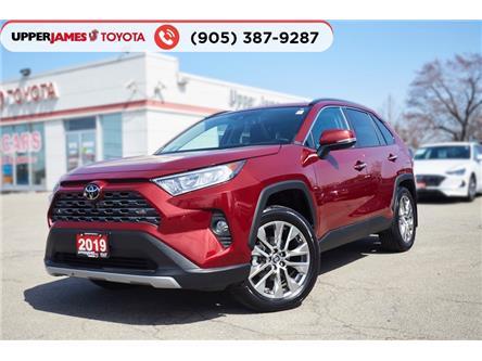 2019 Toyota RAV4 Limited (Stk: 79932) in Hamilton - Image 1 of 25