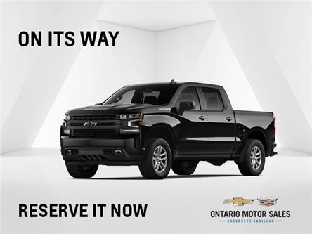 2021 Chevrolet Silverado 1500 Custom Trail Boss (Stk: F-ZNSZKN) in Oshawa - Image 1 of 6